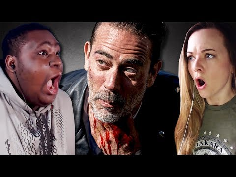 The Walking Dead: Season 8 Finale Fan Reaction Compilation!