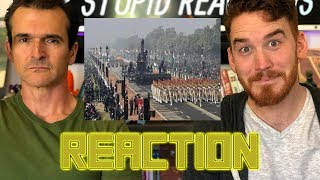 Indian Military March - Republic Day Parade | REACTION!!!