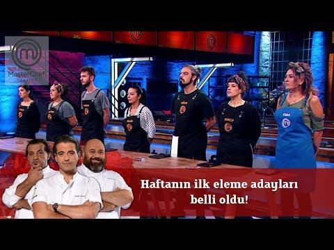 Haftanın Ilk Eleme Adayları Belli Oldu! | 11.Bölüm | MasterChef Türkiye