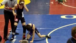 AIA Wrestling Clips Prescott AZ 2010