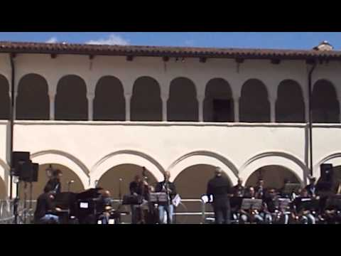 big band del conservatorio de  L' Aquila
