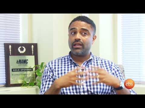 Life In America:  Tour in Atlanta,  Interview with Civil Engineer Eskinder Abebe