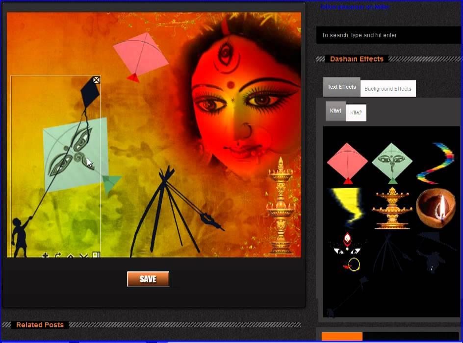 Nepali greeting cards maker for dashain tihar or deepawali youtube m4hsunfo