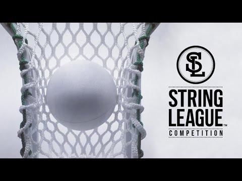 Single String Lacrosse Pocket  | Throne Challenge String League Season 2