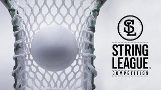 Single String Lacrosse Pocket  | Throne Challenge String League Season 2
