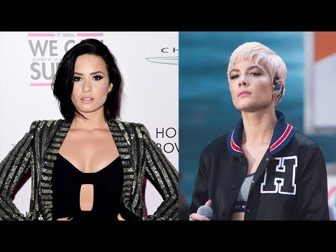 Demi Lovato SHADES Halsey For Saying She Exploits Bisexuality