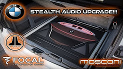 BMW X5 Stealth Audio Upgrade EXPLAINED!!!