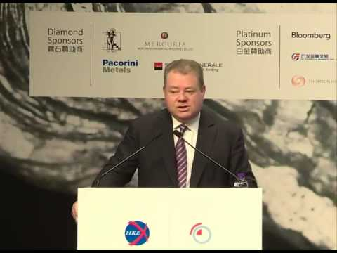 LME Chief Executive Garry Jones's Speech at LME Week Asia 2015