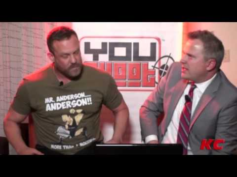 Mr Anderson (Kennedy) on John Cena - Randy Orton - Why He Was Released