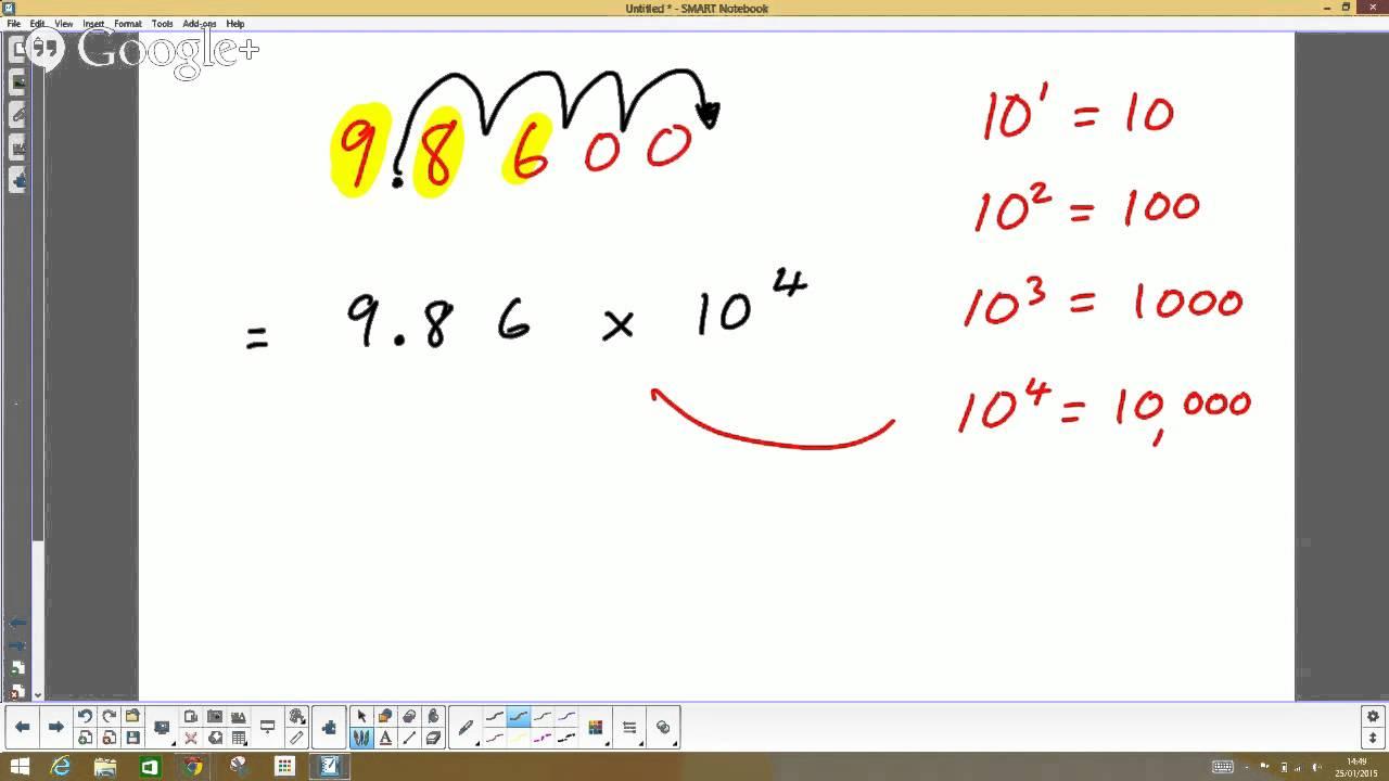 Standard index form youtube standard index form falaconquin