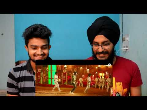 Run REACTION | Ram Charan | Sai Sharan & Nivaz | Parbrahm & Anurag
