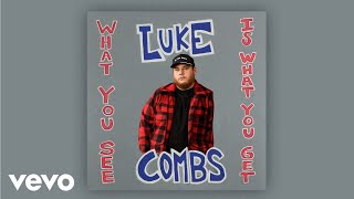 Download Luke Combs - What You See Is What You Get (Audio) Mp3 and Videos