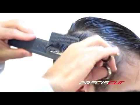 novedad peine para cortar el cabello super fácil - youtube