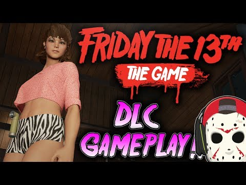 FRIDAY THE 13TH!!🔪| PC | LVL 87+ JASON & COUNSELOR GAMEPLAY | 1080P | INTERACTIVE STREAMER!