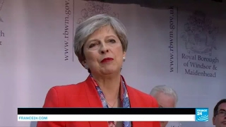 UK Elections  Disaster for May as gamble backfires
