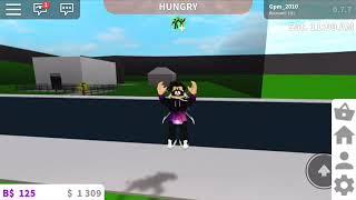 Roblox gameplay mostrando minha casa Bloxburg E. P3