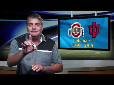 Tony George for SBNation NCAA Football - Indiana @ Ohio State