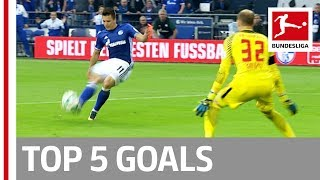 Pulisic, Bartra, Leckie and More - Top 5 Goals on Matchday 01