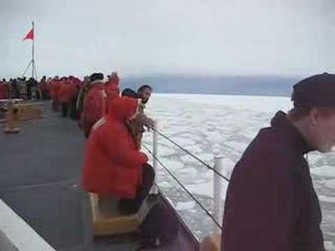 cruise of mcmurdo sound