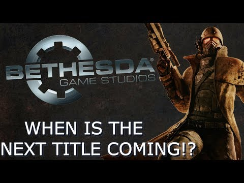 When Will Bethesda Game Studios Next Game Be Released?!