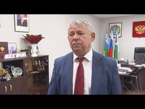 Глава Мегиона Олег Дейнека