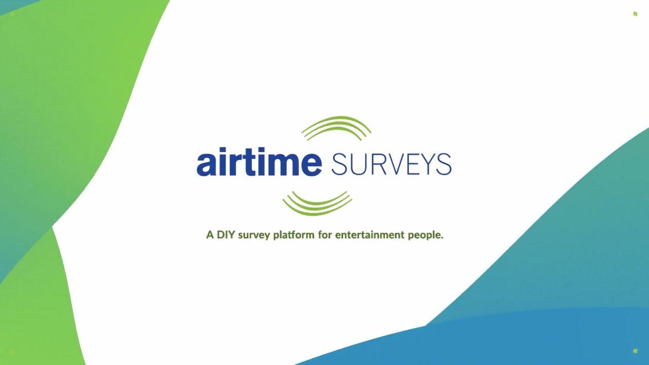 Home | Airtime Surveys Starter Kit