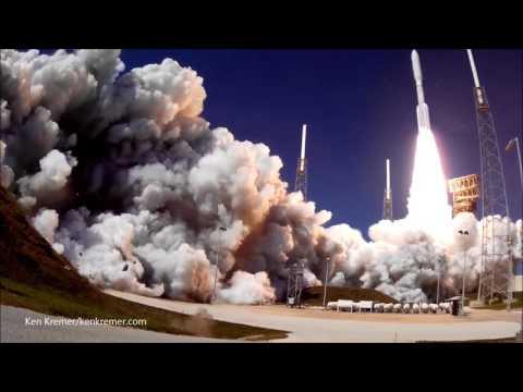 ULA MUOS 5 launch 24 June 2016