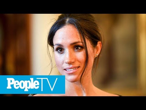 Is Meghan Markle Celebrating Her First Thanksgiving As A Royal? | PeopleTV