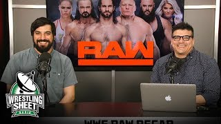 RAW Recap: Rollins vs. The World, Tag Title Switch and Lars Sullivan