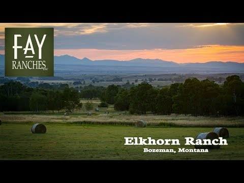 SOLD | Montana Ranch For Sale | Elkhorn Ranch | Bozeman, MT | Gallatin Valley Land