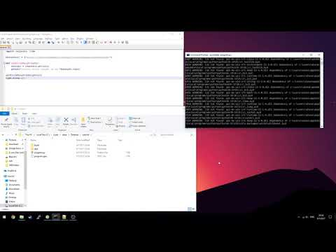 How to convert Python 3.6 files to standalone executable (Pyinstaller)