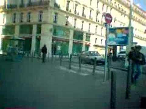 Marseille Boulevard