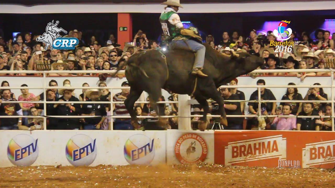 Rodeio Internacional De Barretos 2016 Final Rodeio Em Touros