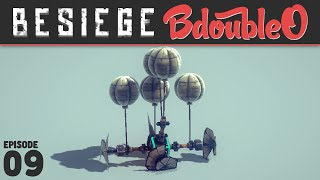 Besiege Gameplay :: Vehicle with NO WHEELS! #9 (Alpha)