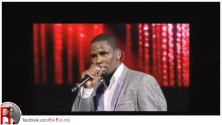 R.Kelly: Strip for you - Love letter tour