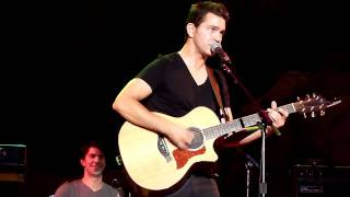 Andy Grammer - End of the Road - Wolf Den Mohegan Sun 10/2/11