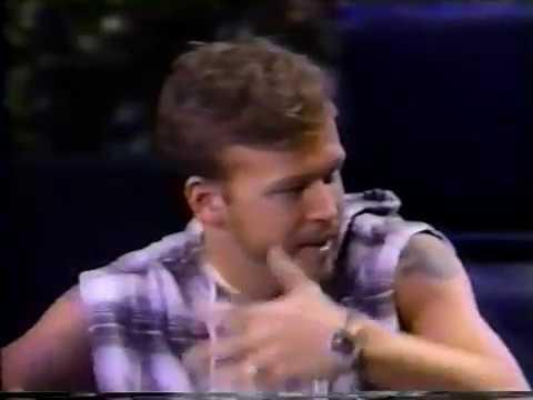 Marky Mark & Donnie Wahlberg on Arsenio *You Gotta Believe*