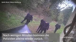Verdeckt gefilmt - Schiebt Kroatien über die grüne Grenze ab? - Das Erste