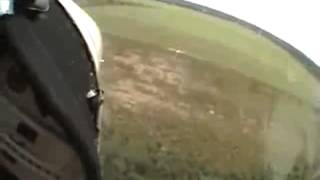 У самолета отказал двигатель