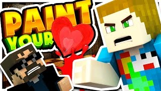 PAINT YOUR HEART OUT SSUNDEE!!
