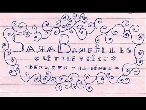 Between the Lines - Sara Bareilles - Karaoke