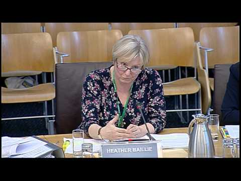 Justice Committee - Scottish Parliament: 3 September 2013