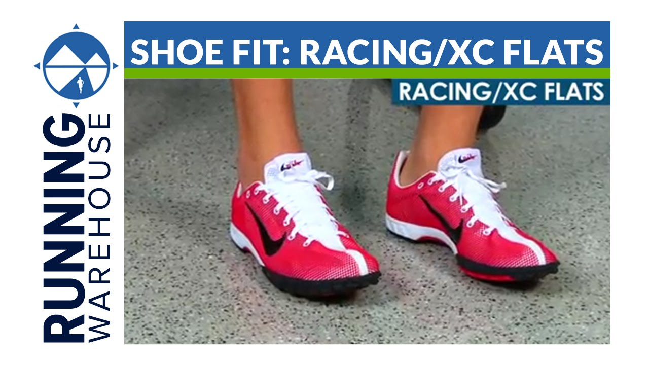 2bd85b4c Competition Shoe Fit: Racing/XC Flats