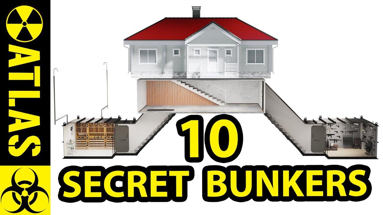 10 Ways Atlas Can Install a Secret Safe Cellar Under Your Home