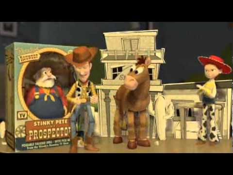 Pixar Toy Story 1 2 Blu Ray Trailer Youtube