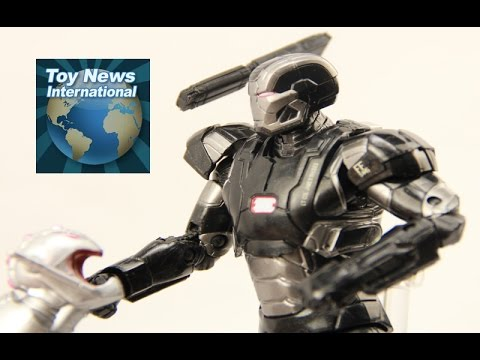 "Marvel Legends Infinite 6"" Avengers Age Of Ultron War Machine Figure Review"
