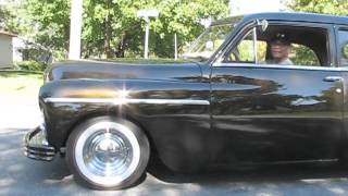 1949 Plymouth Deluxe Drive By and Test Drive