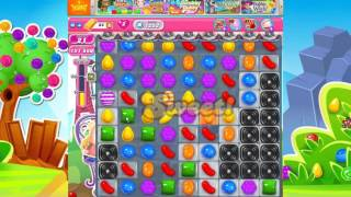 Candy Crush Saga Level 1252  Score 328 200 by  Funny❣