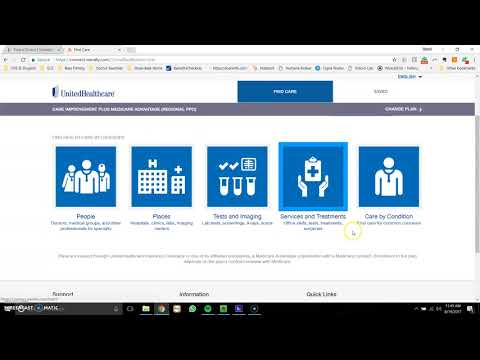Step-by-Step How-To Provider Search: United Healthcare Medicare Advantage