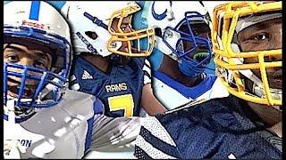 🔥🔥 12U Rams vs Carson Colts vs LA Rams | Snooper Bowl 2017 | Highlight Mix
